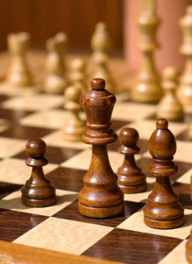 Chess has become most popular sport: