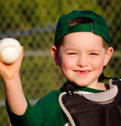 Be safe while playing sports game: