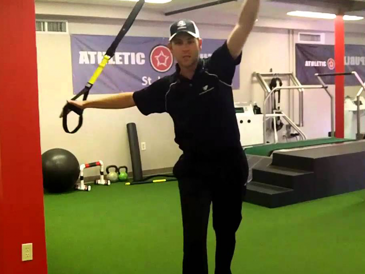 golf fitness blog