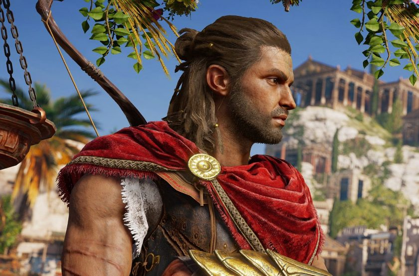 Assassins Creed Odyssey gratis