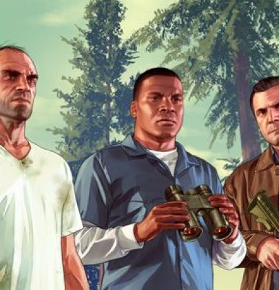 Introducing, The All New Grand Theft Auto V Mobile!