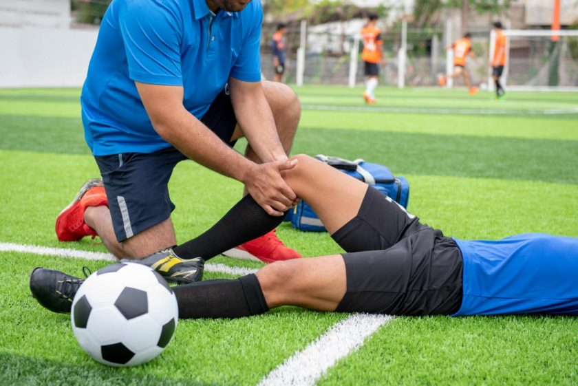 Playing Sports After an Injury