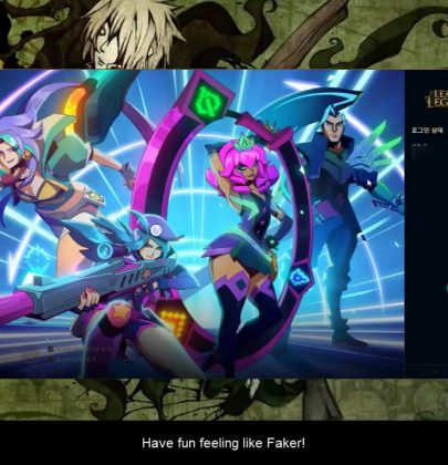 Know more about the wonderful League Of Legends Font