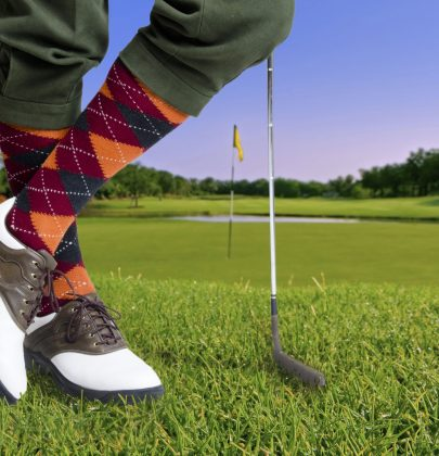 Find the best footwear for playing golf