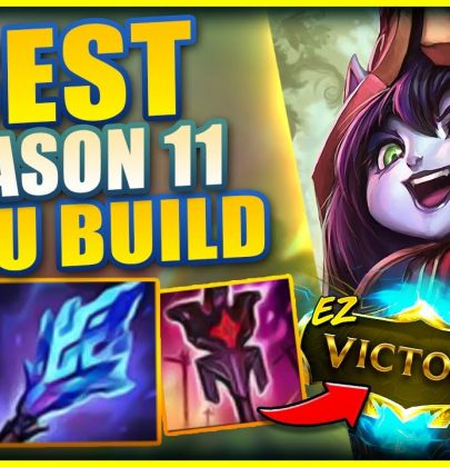 Explore And Get The Best LoL Lulu Build!