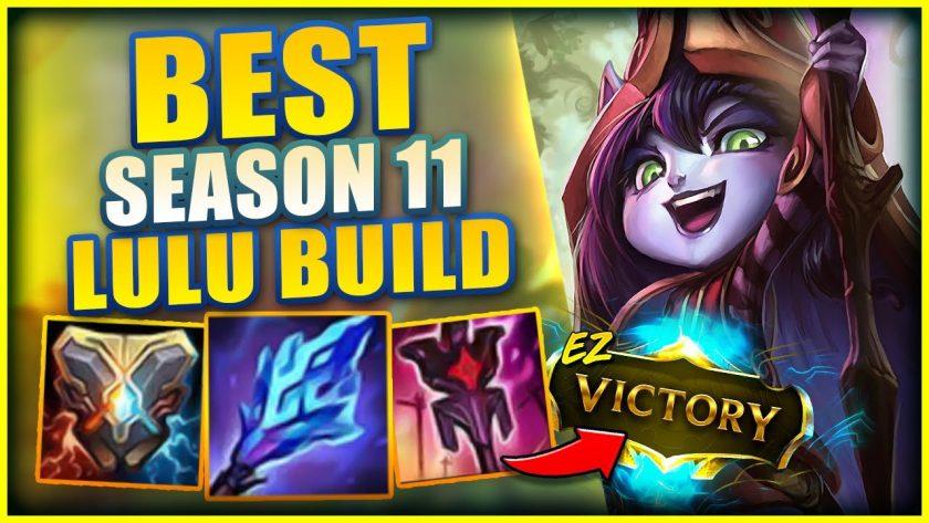 Lulu build